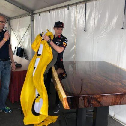 Tafel Max Verstappen